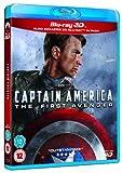 Image de Captain America 3d [Blu-ray] [Import anglais]