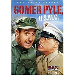Gomer Pyle, U.S.M.C. - The Third Season