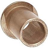 Item # 202029, Oilube® Powdered Metal Bronze SAE841 Flange Bearings - INCH