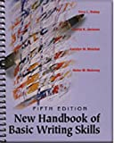 img - for New Handbook Basic Writing Skills (with Revised APA and Revised MLA) book / textbook / text book