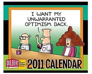 Amazon Com Dilbert Page A Day Desk Calendar 2011 Boxed
