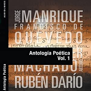Antología Poética I [Poetic Anthology 1] Audiobook