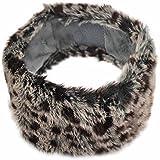 Winter MUST Have Item- Elastic Faux Fur HeadBand Various Colours