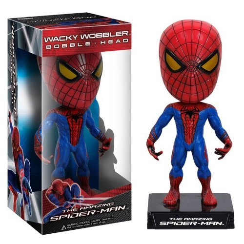 Funko Marvel: Amazing Spiderman Movie Wacky Wobbler