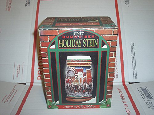 1997-budweiser-holiday-stein-home-for-the-holidays