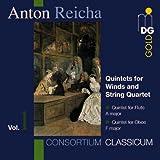 Reicha: Quintets for Winds and String Quartet, Vol. 1