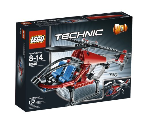 LEGO TECHNIC Helicopter 8046
