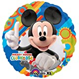 Disney Mickey Mouse Clubhouse Birthday Party Supplies Balloon 18 inch blue lime