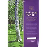 Bockingford Inkjet Double Sided Watercolour Paper A4