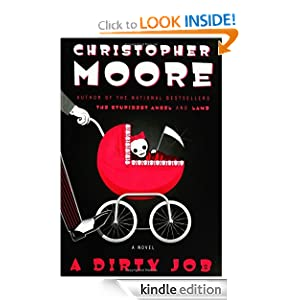 Dirty Job - Kindle edition by Christopher Moore. Literature