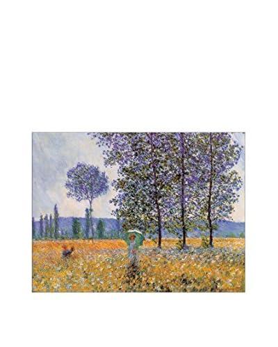 Artopweb Monet – Los Campos En Primavera