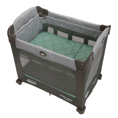 Graco Travel Lite Crib With Stages Manor New Ebay