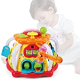 Multi-function Activity Center Learn Grow Baby Center Crib Musical Toy