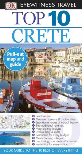 Top 10 Crete (EYEWITNESS TOP 10 TRAVEL GUIDE)