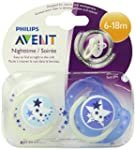 Philips Avent BPA Free Night Time Pac...