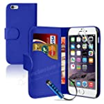 MobileConnect4U� PU Leather Wallet/Fl...