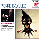 Stravinsky: P�trouchka; Rite of Spring