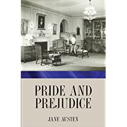 Pride and Prejudice Kindle Edition for Free