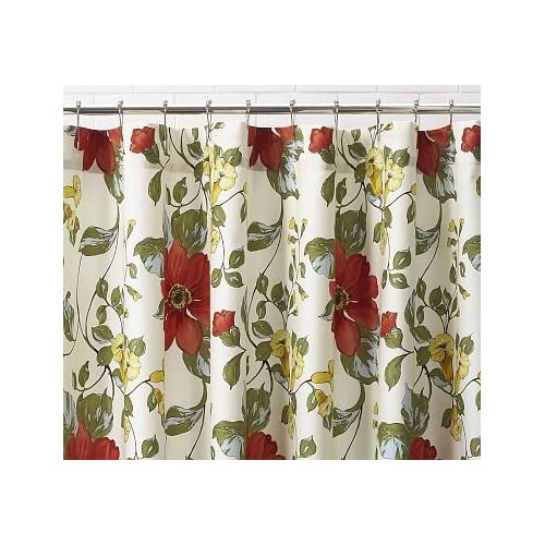 Pottery Barn Sophia Organic Shower Curtain
