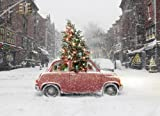 Avanti Christmas Cards, City Christmas, 10 Count