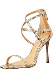 Badgley Mischka Women's Monalisa Dress Sandal