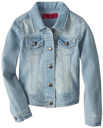 Freestyle Revolution Big Girls' Paige Jacket, Sunny Sky Wash, Small