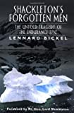 img - for Shackleton's Forgotten Men: The Untold Tale of an Antarctic Tragedy (Adrenaline Classics) book / textbook / text book