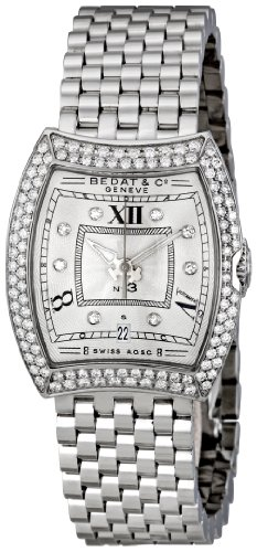 Bedat & Co. Women's 314.031.109 No.3 Diamond Bracelet Watch