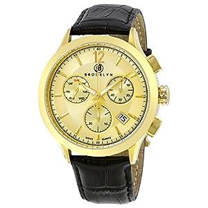 Brooklyn Dakota Swiss Quartz Chronograph Mens Watch