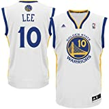 NBA adidas Golden State Warriors David Lee New Revolution 30 Replica Home Jersey (X-Large) at Amazon.com
