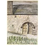 The Rope Archway, Askham Hall Stables, Westmorland, by Frances Macdonald (Print On Demand)