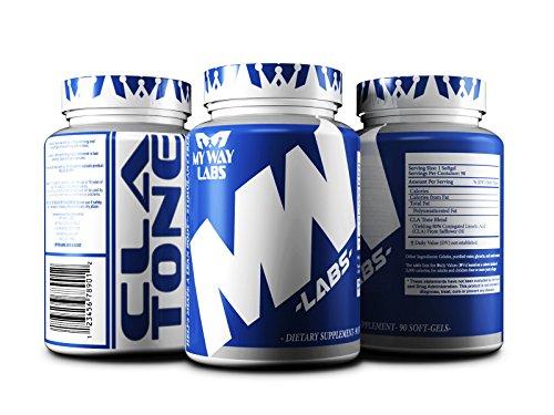 CLA TONE - #1 conjuguée de l'acide linoléique