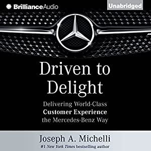 Driven to Delight Audiobook