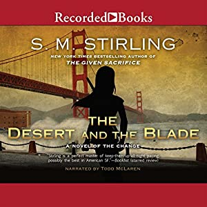 The Desert and the Blade Audiobook