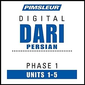 Dari Persian Phase 1, Unit 01-05 Audiobook