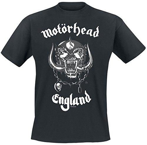 Motörhead England T-Shirt nero M