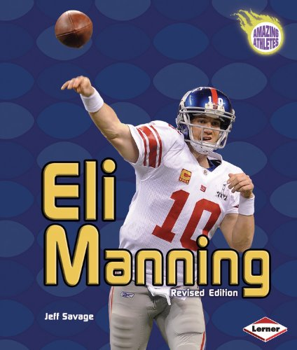 Eli Manning by Jeff Savage
