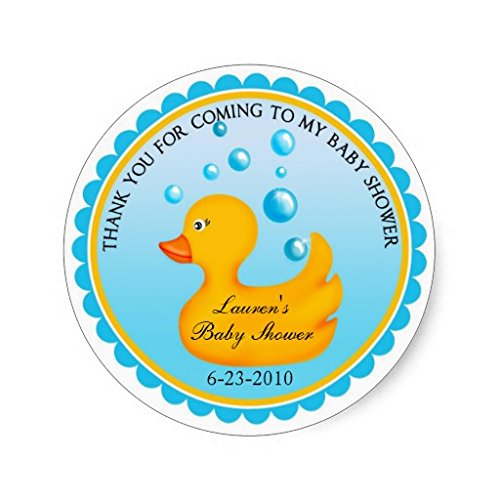 Personalized Rubber Ducky front-1066354