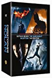 img - for Batman Begins, Christopher Nolan Box Set [+, Dark Knight + Inception + Prestige] [December 12 Dark Knight Rises celebrate the launch of Promo] (Korean edition) (2012) book / textbook / text book