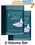 Veterinary Surgery: Small Animal: 2-Volume Set, 1e