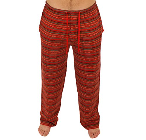 Chaotic Christmas Holiday Sweater Pants