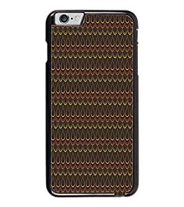 PrintDhaba Pattern D-5274 Back Case Cover for APPLE IPHONE 6 PLUS (Multi-Coloured)