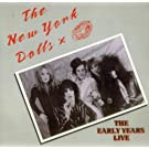 The Early Years Live - Blue vinyl