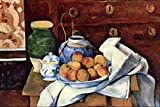 Renaissance Museum & Art - Still Life with Chest of Drawers by Cezanne - Painting