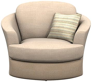Cavendish Upholstery Small Opal Twister Chair, Sand