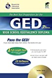 img - for GED  w/ CD-ROM, 7th Ed. (GED  & TABE Test Preparation) book / textbook / text book