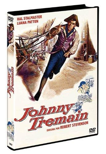 Johnny Tremain  Import Movie   European Format - Zone 2   2014  Hal    Luana Patten Johnny Tremain