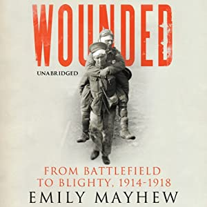 Wounded Audiobook