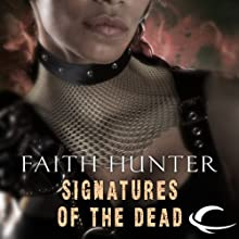 Signatures of the Dead: A Jane Yellowrock Story (       UNABRIDGED) by Faith Hunter Narrated by Khristine Hvam
