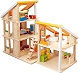 Plan Toys 71390 Chalet Dollhouse